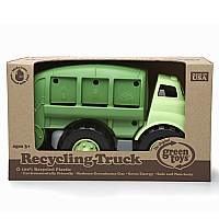 Recycling Truck Green Toys