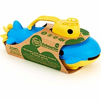 Submarine - Assorted- green toys