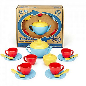 Tea Set - Blue