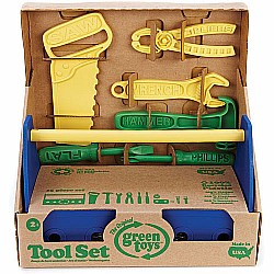 Green toys Tool Set-blue