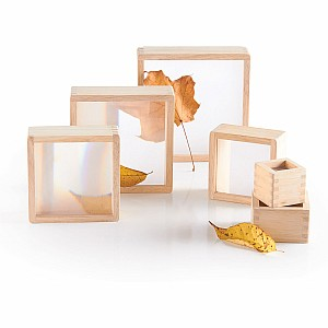 Magnification Blocks