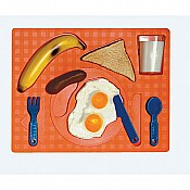 3d Breakfast Puzzle