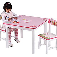 Butterfly Buddies Table & Chairs Set