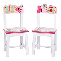 Butterfly Buddies Extra Chairs (Set of 2)