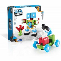 IO Blocks - 114 pc. set