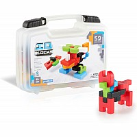IO Blocks 59 Piece Travel Set