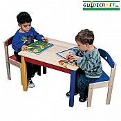 Moon Stars Table and Chair Set