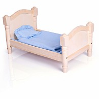 Doll Bed  Natural