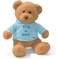 Bear Hugs It's A Boy 12 Inches