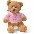 Bear Hugs  It'S A Girl 12 Inches