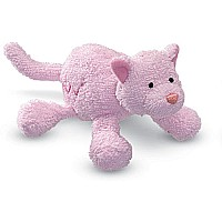 Pinky Pink Cat 5 Inches