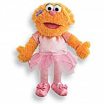 Zoe Full Body Puppet 14 Inches