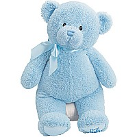 My 1St Teddy Large Blue 18 Inches
