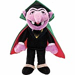 the Count Finger Puppet 5.75 Inches