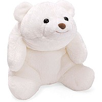 Snuffles - White Large 10""