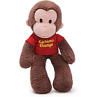 Curious George - Take Along Buddy 15""