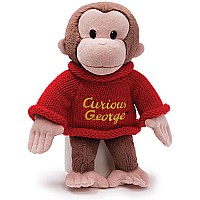 Curious George - Winter Sweater 12""
