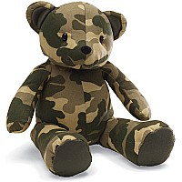 Gund My Hero Wears Camo