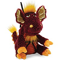 "Hi-Ya! Magnus - Animated Dragon 12"" Gund"