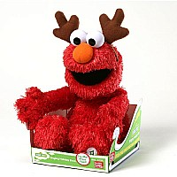 Up On The Housetop Elmo 15""
