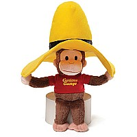 Curious George - Yellow Hat 10""