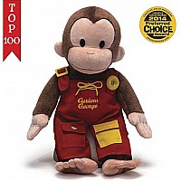 Teach Me Curious George 16""