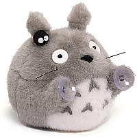 Oh Totoro - With Suction Cups 6.5""