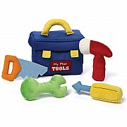 Gund Fun 4048454 My First Toolbox Stuffed Baby Playset