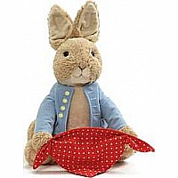 Animated Peek-A-Boo Peter Rabbit, 10 In