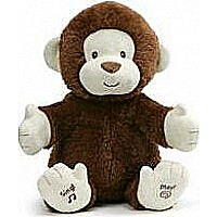 "Animated 12"" Clappy by Gund"