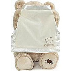 Animated Peek-A-Boo Bear, 11.5 In