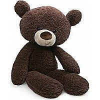 GUND Fuzzy Chocolate 24""