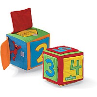 Shapes Colors Numbers Activity Cube 5 Inches