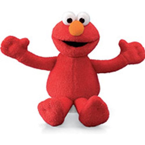 Sesame Street Beanbags Elmo 6 Quot Quinnderella S Big Fun Toys