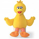 Sesame St. Beanbags Big Bird 6.75 Inches