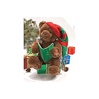 Storytime X-Mas Bear 16.5 Inches