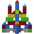 Colored Building Blocks Accessory Set