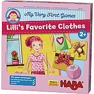My Very First Games - Lilli's Favorite Clothes