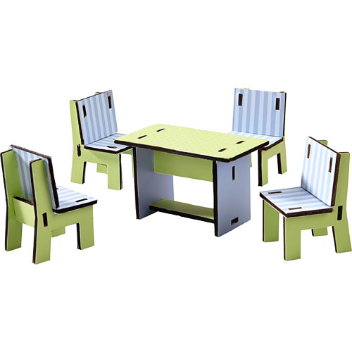 Little Friends Dollhouse Furniture Dining Room The Children 039