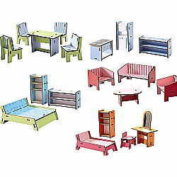 Little Friends - Dollhouse Furniture Villa Sunshine