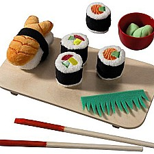 Biofino Sushi Soft Play Food 10 Piece Set