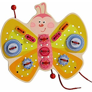 Threading Game Butterfly