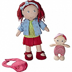 Haba Doll Rubina With Baby
