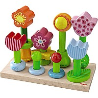 Bonita Flower Garden Pegging Game