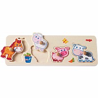 Baby Farm Animals Puzzle