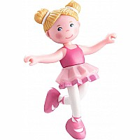 Haba Little Friends Lena Ballerina Bendy Doll