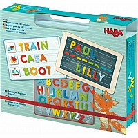 Mag Game Box ABC Expedition