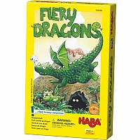 Fiery Dragons Game Haba