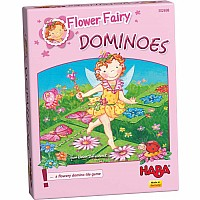 Flower Fairy Dominoes