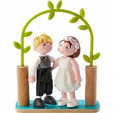 Little Friends - Bride & Groom